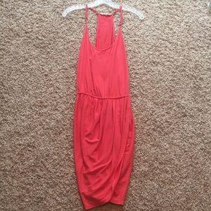 Joie coral dress sz. S